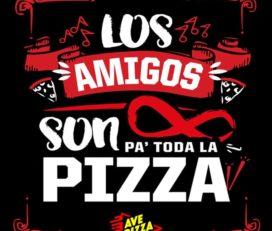 Ave Pizza Santa Cruz