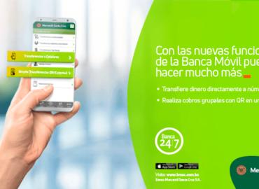 Banco Mercantil Santa Cruz – Ag. La Ramada